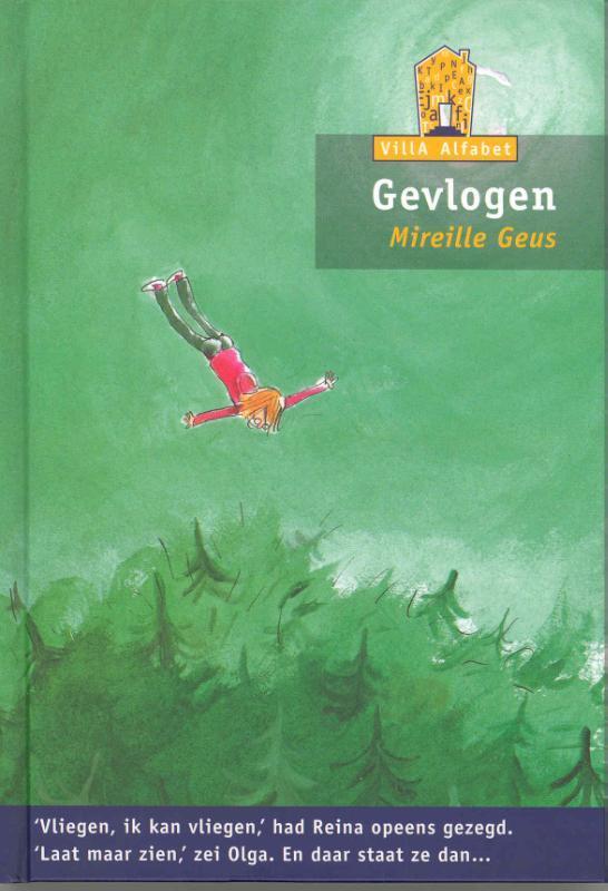 Gevlogen Mireille Geus, Hardcover