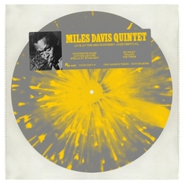 LIVE AT THE 1963.. .. MONTEREY JAZZ FESTIVAL, DAVIS, MILES -QUINTET-, Vinyl LP