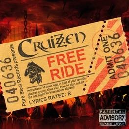 FREE RIDE CRUIZZEN, CD