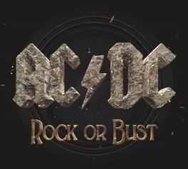 ROCK OR BUST -LP+CD- AC/DC, Vinyl LP