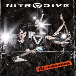 RE-EVOLUTION NITRODIVE, CD
