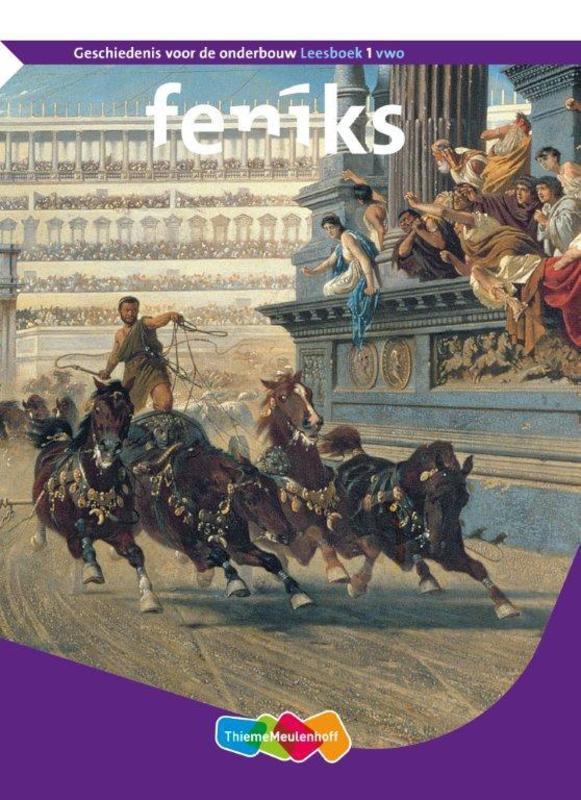 Feniks: 1 vwo: Leesboek geschiedenis voor de onderbouw, Kreek, Raymond de, Hardcover