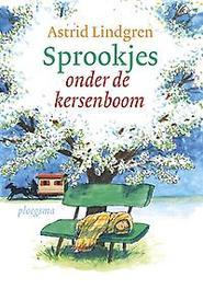 Sprookjes onder de kersenboom Astrid Lindgren, Hardcover