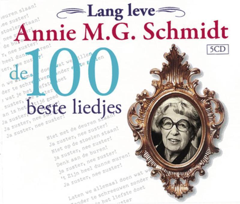 DE 100 BESTE LIEDJES.. .. VAN A TOT Z Schmidt, CD