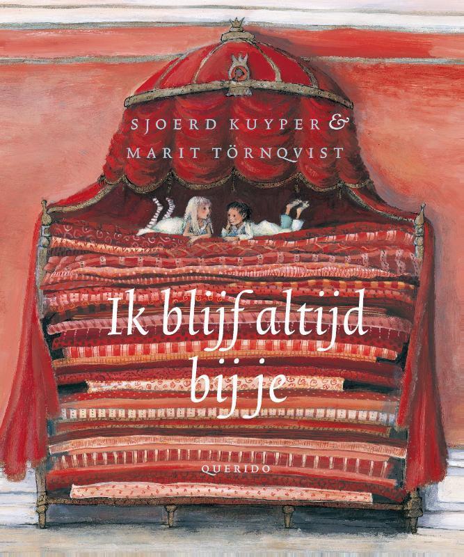 Ik blijf altijd bij je Kuyper, Sjoerd, Hardcover