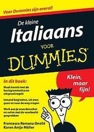 De kleine Italiaans voor dummies Karen A. Moller, Paperback