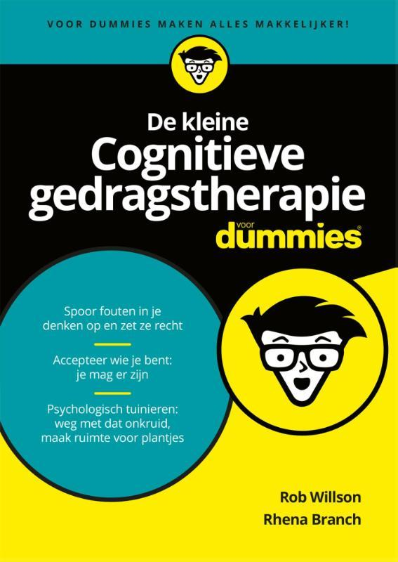 De kleine cognitieve gedragstherapie voor dummies Willson, Rob, Paperback