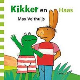 Kikker en Haas Velthuijs, Max, Hardcover