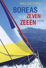 Boreas en de zeven zeeën Witteman, Mina, Hardcover