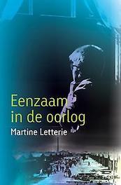 Eenzaam in de oorlog Letterie, Martine, Hardcover