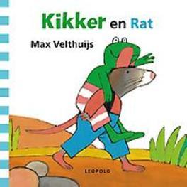 Kikker en Rat Velthuijs, Max, Hardcover