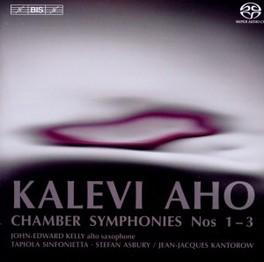 CHAMBER SYMPHONIES NO.1-3 TAPIOLA SINFONIETTA/KELLY K. AHO, CD