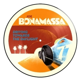 DRIVING TOWARDS.. -PD- .. THE DAYLIGHT *LIMITED TO 1500 COPIES* JOE BONAMASSA, LP