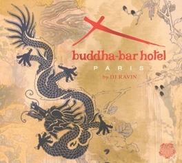BUDDHA BAR HOTEL PARIS *BOX* // BY DJ RAVIN V/A, CD