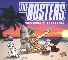 SUPERSONIC ESKALATOR BUSTERS, CD