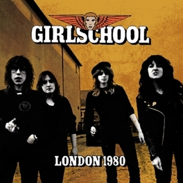 LONDON 1980 GIRLSCHOOL, CD