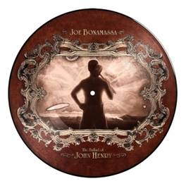 BALLAD OF JOHN HENRY -PD- LIMITED TO 1500 COPIES JOE BONAMASSA, Vinyl LP