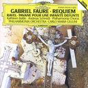 REQUIEM OP.48 BATTLE/PHIL.CHORUS&ORCH./GIULINI