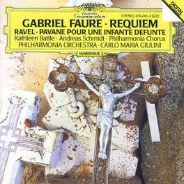 REQUIEM OP.48 BATTLE/PHIL.CHORUS&ORCH./GIULINI Audio CD, G. FAURE, CD