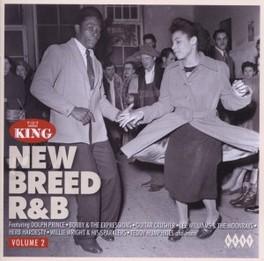 KING NEW BREED R&B VOL.2 .. VOLUME 2 V/A, CD