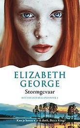 Stormgevaar Het Fluistereiland, George, Elizabeth, Paperback