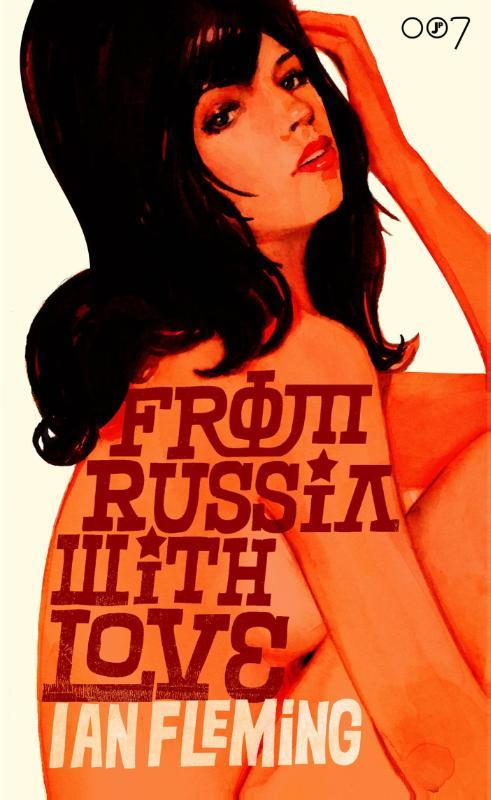 From Russia with love Ian Fleming, Paperback