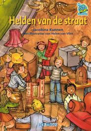 Helden van de straat samenleesboek AVI M4, Kunnen, Jacobina, Hardcover