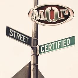 STREET CERTIFIED M.O.P., CD