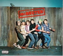 MCBUSTED -DELUXE- MCBUSTED, CD