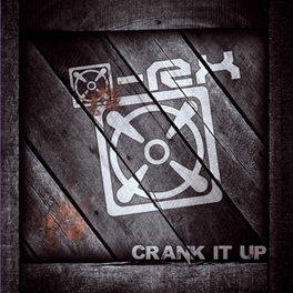 CRANK IT UP X-RX, CD