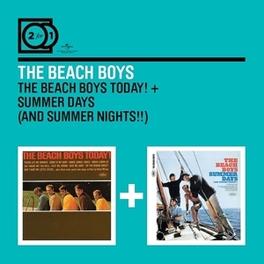 BEACH BOYS TODAY/SUMMER.. .. DAYS // *2FOR1* BEACH BOYS, CD