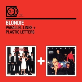 PARALLEL LINES/PLASTIC.. .. LETTERS // *2FOR1* BLONDIE, CD