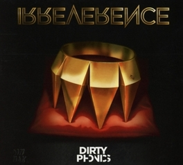IRREVERENCE DIRTYPHONICS, CD