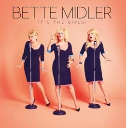 IT'S THE GIRLS BETTE MIDLER, CD