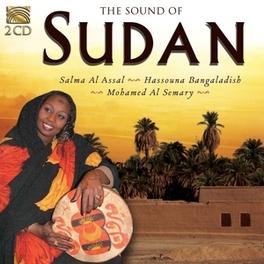 SOUND OF SUDAN V/A, CD
