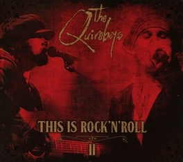 THIS IS ROCK N' ROLL II QUIREBOYS, CD