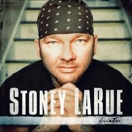 AVIATOR STONEY LARUE, CD