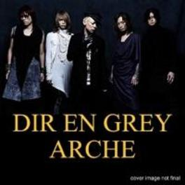 ARCHE DIR EN GREY, CD