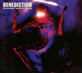 GRIND BASTARD RE-RELEASE ON GOLDEN DISC BENEDICTION, CD