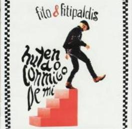 HUYENDO CONMIGO DE MI FITO Y LOS FITIPALDIS, CD