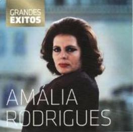 GRANDES EXITOS AMALIA RODRIGUES, CD