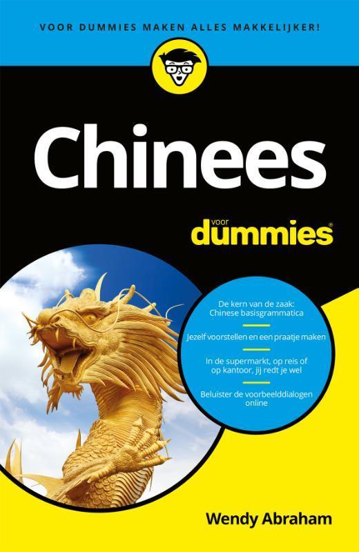 Chinees voor Dummies Wendy Abraham, Paperback