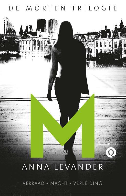 M De Morten 3, Anna Levander, Paperback