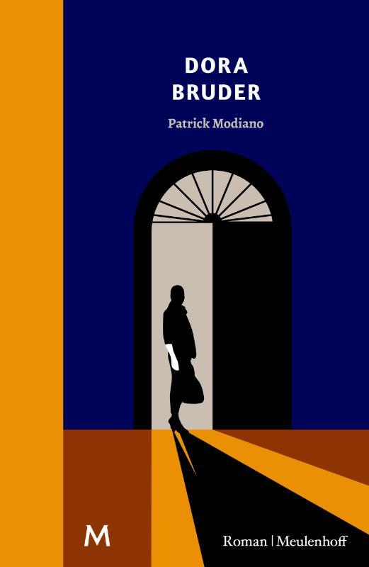 Dora Bruder roman, Patrick Modiano, Hardcover