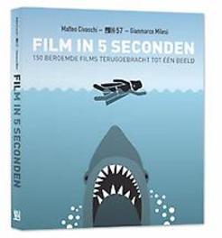 Film in 5 seconden 150 beroemde films teruggebracht tot één beeld, Milesi, Gianmarco, Paperback