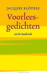 Voorleesgedichten uit De Sandwich, Klöters, Jacques, Paperback