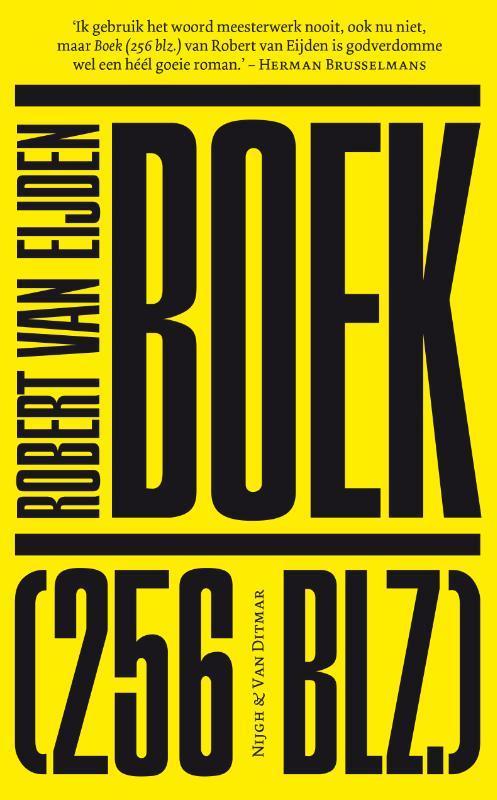 Boek (256 blz.) Van Eijden, Robert, Paperback