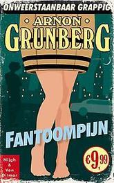 Fantoompijn Arnon Grunberg, Paperback
