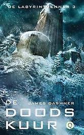 De doodskuur De labyrintrenner, James Dashner, Paperback
