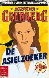 De asielzoeker Arnon Grunberg, Paperback